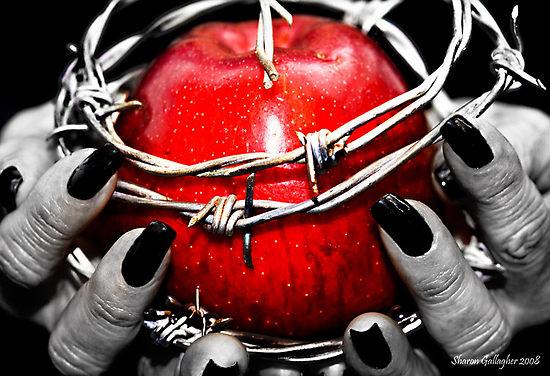 Forbidden fruit!
